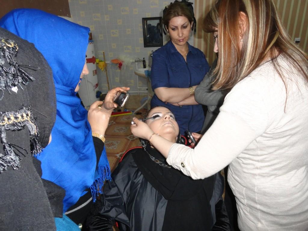 Make-up class