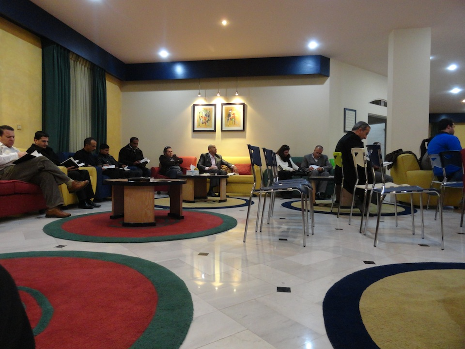 Bible Study in Amman