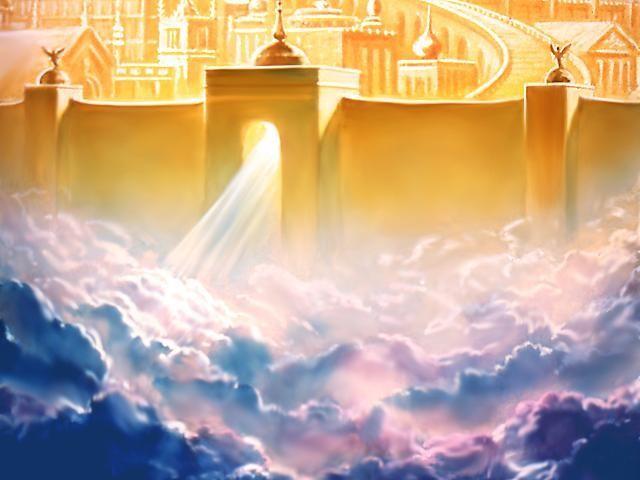 New Jerusalem, the Holy City