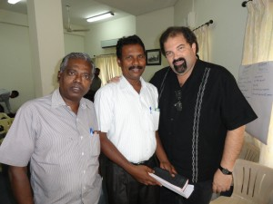 Working with Leaders in Chennai