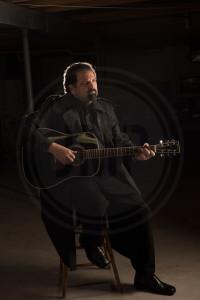 Randy Mayfield w/guitar