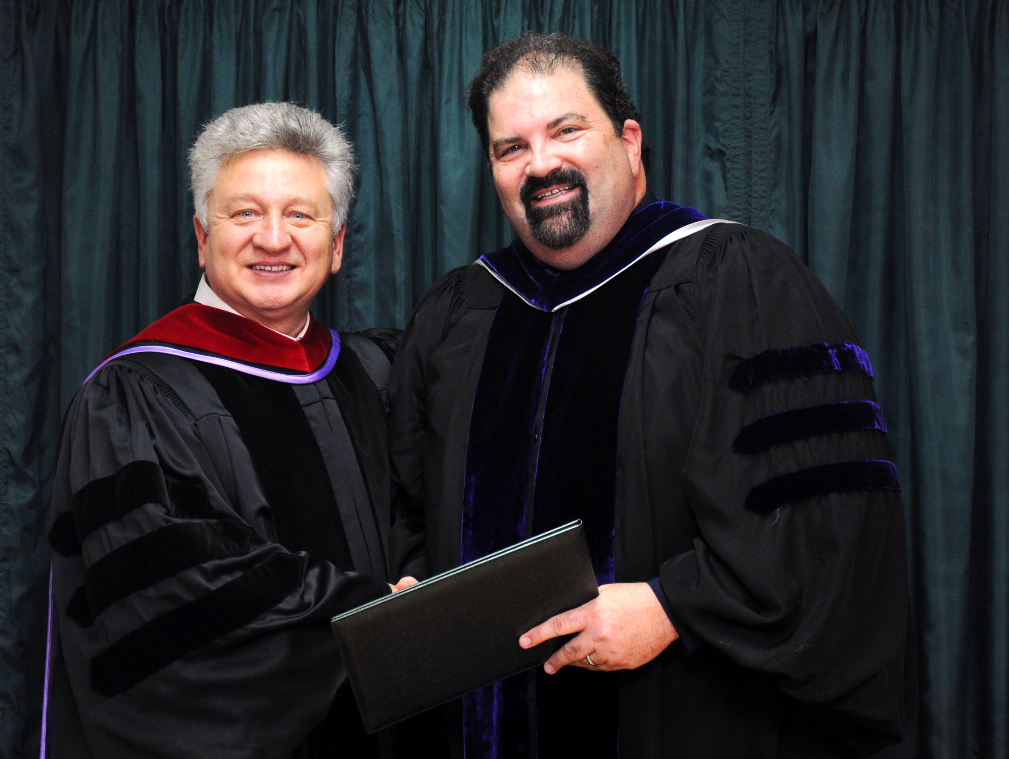 Rev. Dr. Igor & Rev. Dr. Randy