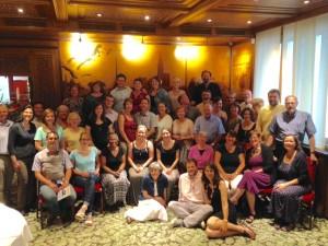 The Paris Prayer Team 2015