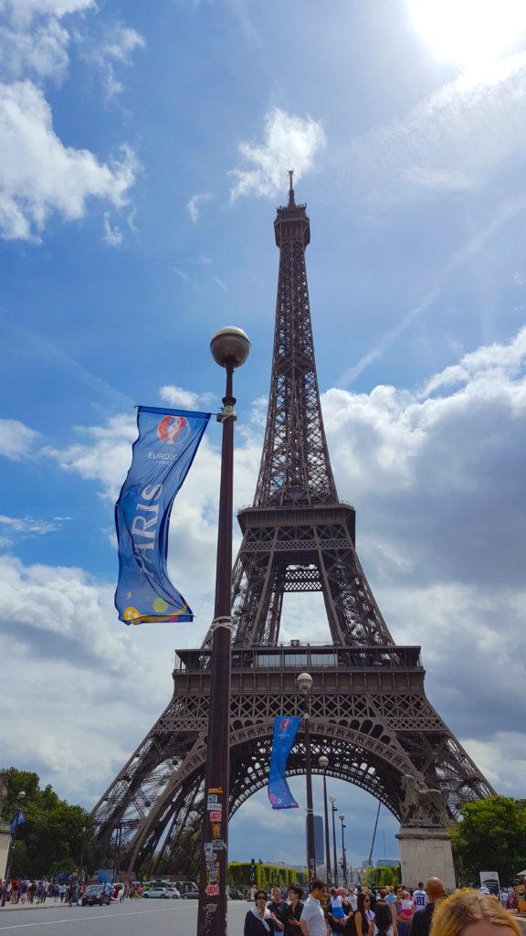 Some building in Paris!