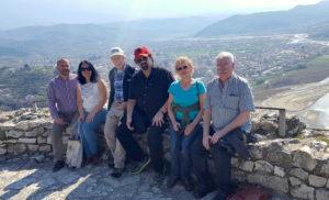 """The """"A"""" team. Klodi, Migena, Gene, Randy, Mary Ann & Andy"""