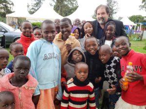 RM kids in Kenya